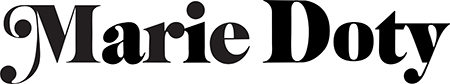 Marie Doty Design Logo